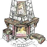 Дизайн печей каминов барбекю